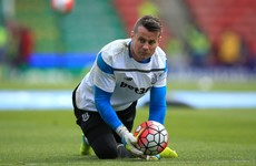 It's a big night for Shay Given as he makes his first Premier League start for Stoke
