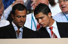 Soccer super agent Jorge Mendes's Irish firm has paid out €6.5m