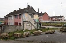 Some social housing left empty for over a year before new families can move in