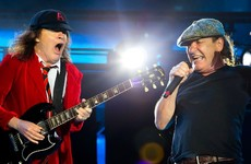 Brian Johnson says he's 'horrified' he may lose his hearing, but is not retiring