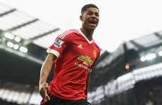 LVG taking care to limit Rashford's workload on and after matchdays