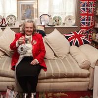 Watch: Britain's biggest royal fans count down to the Queen's birthday