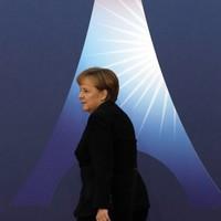Merkel says eurozone recovery will take ten years