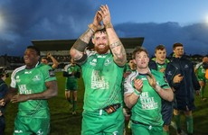Jackman's Grenoble confirm capture of Connacht lock Muldowney