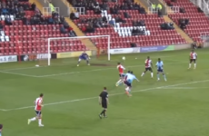 The best goal Padraig Amond has ever scored? Irish striker says it just might be