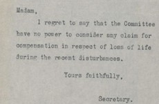 Death and destruction: Claims for compensation after the 1916 Rising