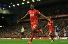 Liverpool earn emphatic victory over 10-man Everton