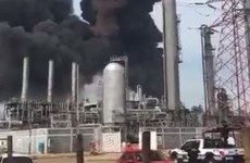 Three workers injured in explosion at oil facility in Mexico