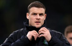 Anthony Stokes was on target as Hibs beat Rangers