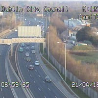 Commuting liveblog: Crash on the M50 and traffic heavy in Dublin