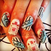 These sneaky naggin nails by a Cork beautician have to be seen to be believed