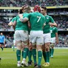 Gilroy, Healy and Heaslip's efforts up for 2016 Try of the Year award