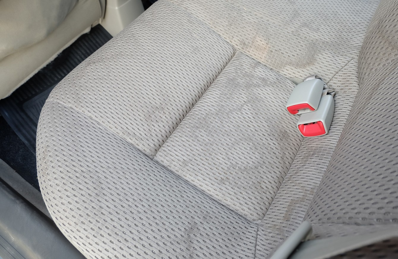 3 Ways To Make Your Car Seats Sparkle Thejournal Ie