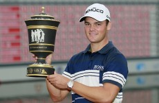 Kaymer claims HSBC crown, McIlroy climbs to no. 2 in the world