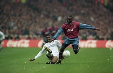 20 years ago, two big clubs faced each other at Wembley but they're both in free-fall now
