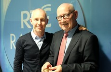 Ray D'Arcy reunites man with his late wife's bracelet that went missing in the 1970s