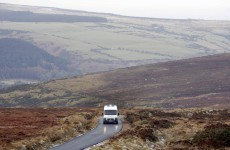 Motorcyclist killed in collision at Wicklow Gap