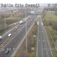 Commuting liveblog: Crash cleared off the Milltown Road and debris on the M7