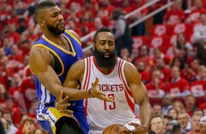 It was supposed to be easier than this - Rockets beat Curry-less Warriors