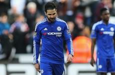Fabregas: I 'forgot how to play football' under Mourinho