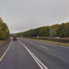 Gang robbed men sitting in car on motorway