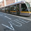 It looks like we might have a breakthrough in the Luas dispute