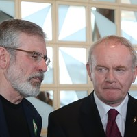 Gerry Adams says FF and FG need to set a deadline or go back to the people
