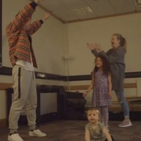 Macklemore's baby girl took her first ever steps in Ireland and the internet is obsessed
