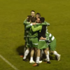 This brilliant goal was the highlight of the FAI Junior Cup semi-final