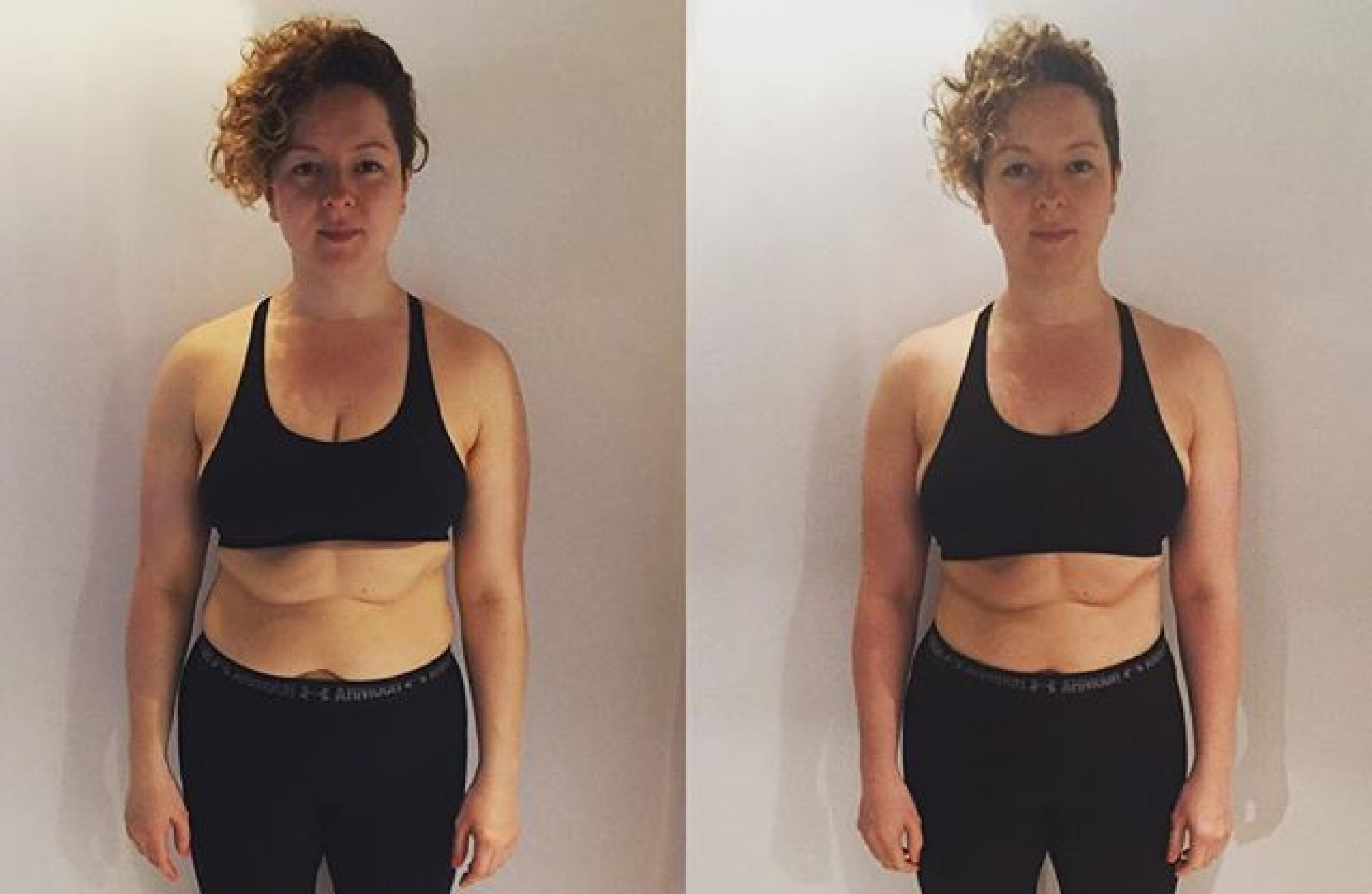 From The Daily Edge This Irish blogger lost a whopping 17 pounds in one week