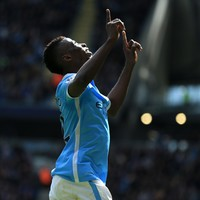 Iheanacho scores twice as Man City strengthen grip on Champions League spot
