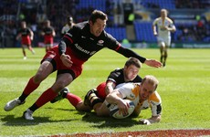 Wasps made the most perfect start imaginable to the Champions Cup semi