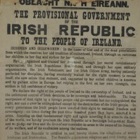 Copy of Proclamation sells for €150,000 at auction
