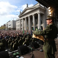 It's 100 years to the day since the Easter Rising began