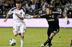 WATCH: Robbie on target as Galaxy seal spot in MLS Final