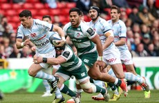ROG's Racing hold firm away to Leicester to seal Champions Cup final berth