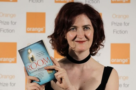 Emma Donoghue has been nominated for the IMPAC award for her book 'Room'