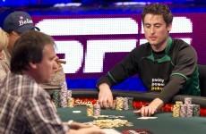 Leaving Las Vegas: O'Dea crashes out of World Series final table