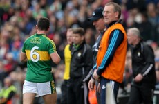 Jim Gavin: Dubs were starting to take control before O'Mahony red