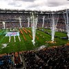 13 pictures which capture the weekend's action in Croke Park