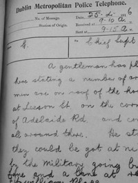'Rumours of mischief brewing': Fascinating documents give insight into British response to Rising