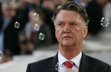 Van Gaal: I've done the best I can with this squad
