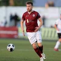 Another 2 goals puts Galway's in-form striker into our LOI Team of the Week
