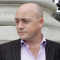 David Mahon accused of 'gutting' his stepson with carving knife, court hears