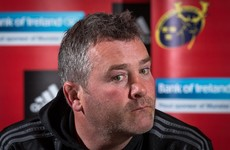 'Anthony will definitely be here next season' - Munster CEO Fitzgerald