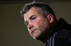 Foley says he hasn't met Munster's new director of rugby Erasmus yet