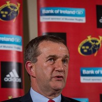 Munster will miss financial targets as CEO Fitzgerald looks to future