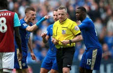 Jamie Vardy will miss Leicester's potential Premier League party after additional ban