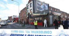 Gardaí say perpetrators will be brought to justice after two men shot dead in Dublin last night