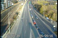 Commuting liveblog: Heavy traffic in Dublin following M50 crash